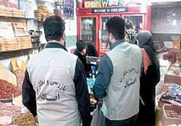 خبرنگاران شناسایی 58 واحد صنفی متخلف در آستانه اشرفیه