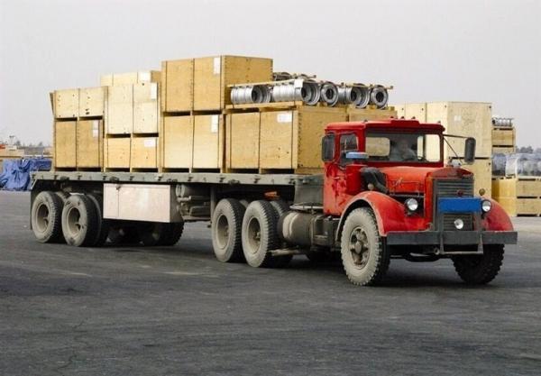 تردد 55 هزار کامیون سالخورده در جاده های ایران