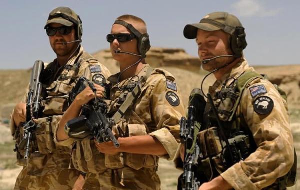 نیوزیلند نظامیانش را از افغانستان خارج می نماید خبرنگاران