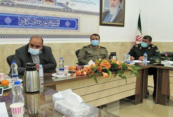 خبرنگاران قدردانی رییس بنیاد حفظ آثار و نشر ارزش های دفاع مقدس از شهرداری مشهد