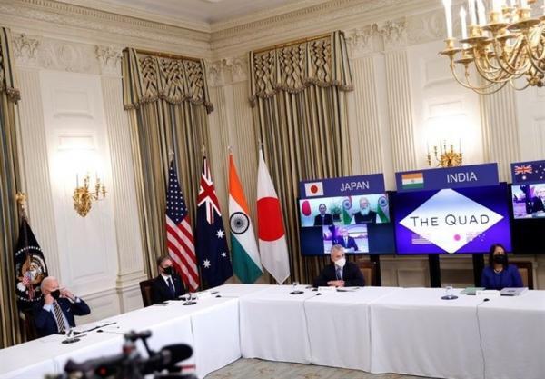 رایزنی بایدن با رهبران آسیایی درباره چالش های چین