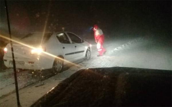 امدادرسانی به بیش از 10 هزار نفر در برف و کولاک اخیر