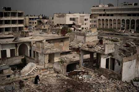 تروریست ها 40 بار منطقه کاهش تنش ادلب را هدف قرار دادند