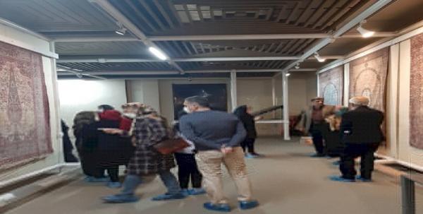 موزه گردی نوروزی در ورامین برگزار گردید