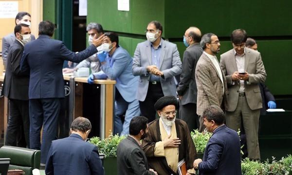 ثبت نام کنندگان شاخص میاندوره ای مجلس