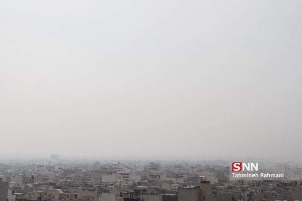 بازگشت هوای ناسالم برای گروه های حساس در تهران خبرنگاران