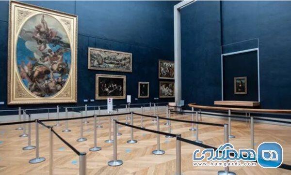 آمار فاجعه بار موزه های مهم دنیا در سال 2020
