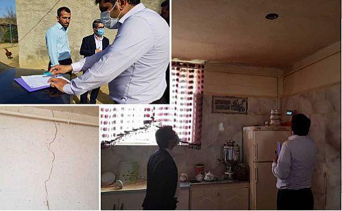 شروع پرداخت خسارت زلزله های کردستان و خراسان رضوی