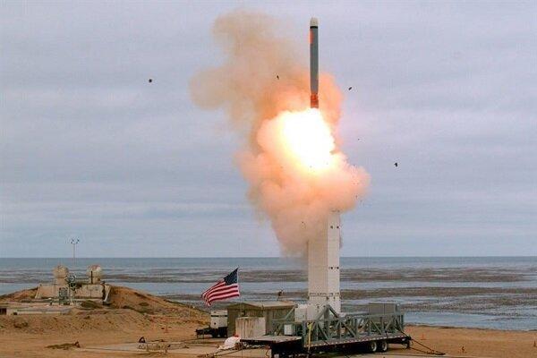 آزمایش موشک فراصوت نیروی هوایی آمریکا باخت