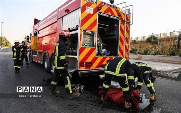 انفجار شدید در ساختمانی در جوانمرد قصاب