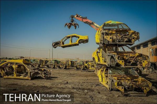 نوسازی تاکسی ها از اردیبهشت 1400 کلید می خورد