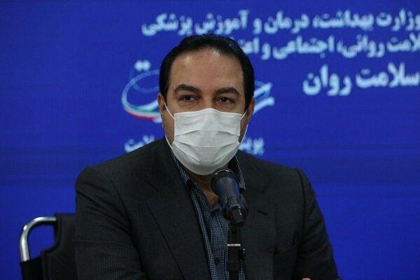 500 هزار ایرانی واکسن زده اند ، تهران در صدر نقض کنندگان تردد شبانه