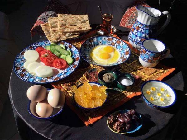 صبحانه های جنوبی که از خوردن آن ها سیر نمی شوید!