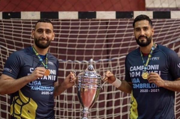 سرانجام خوش برای لژیونرهای هندبال ایران در لیگ رومانی