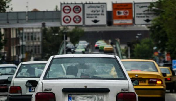 لغو طرح ترافیک تهران در شرایط قرمز و از امروز