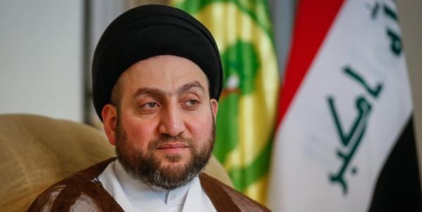 سید عمار حکیم: حمله به کنسولگری ایران در کربلا محکوم است