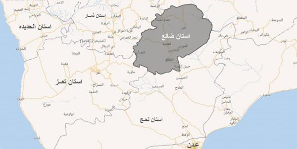 ده ها مزدور ائتلاف سعودی در حمله ناکام به استان الضالع یمن کشته و زخمی شدند