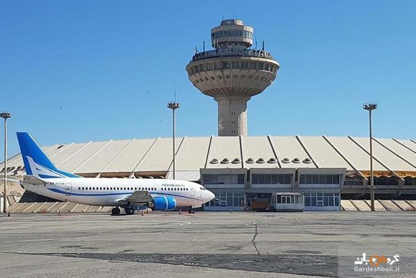 فرودگاه بین المللی زوارتنوتس؛ بزرگترین فرودگاه ارمنستان، عکس