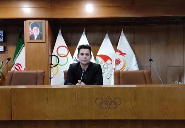 قبایی زاده: با همه رایزنی ها نتوانستیم سهمیه سوم المپیک را بگیریم، امیدوارم در توکیو تابوشکنی کنیم