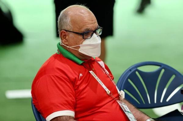 حسین امیری: انتظاری به جز مدال طلا از جوانمردی نداشتیم
