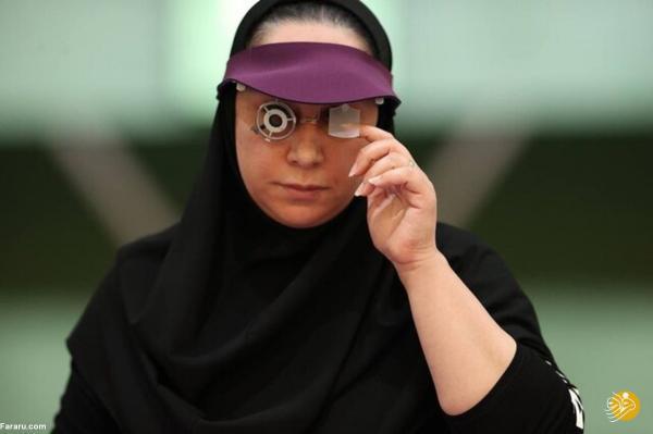 درخشش ادامه دار زنان ایرانی در توکیو؛ جوانمردی هم طلا گرفت